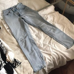 Vintage high waisted jeans 🦋